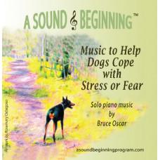 A Sound Beginning CD